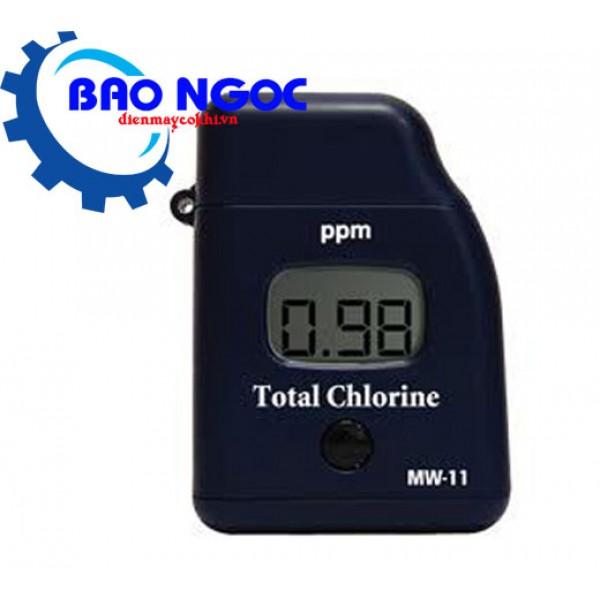 Máy đo Chlorine tổng MARTINI MW11