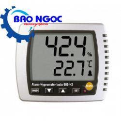 Máy đo nhiệt độ, độ ẩm Testo 608-H2