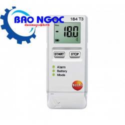 Máy đo nhiệt độ tự ghi testo 184 T3