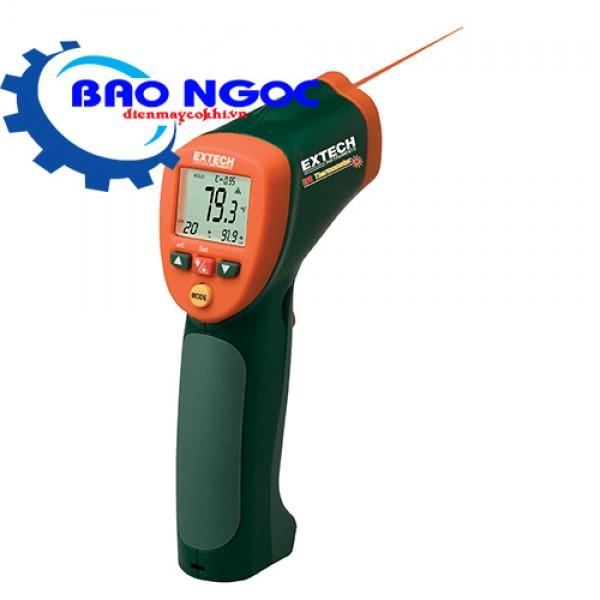 Nhiệt kế hồng ngoại kết hợp đo nhiệt độ kiểu K Extech - 42515