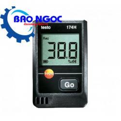 Thiết bị đo ghi nhiệt ẩm Testo 174H