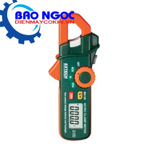 Ampe Kìm 200A và đèn pin Extech-MA 120