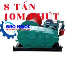 Tời kéo mặt đất KENBO JM8 8 tấn 10m/phút
