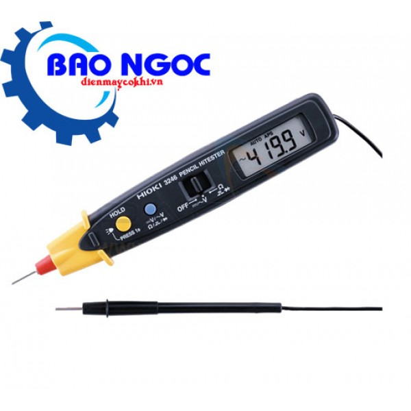 Đồng hồ đo vạn năng dạng bút Hioki 3246-60
