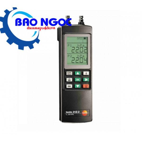 Máy đo áp suất testo 312-2
