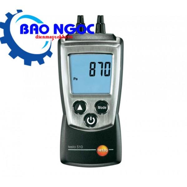 Máy đo chênh áp testo 510 set