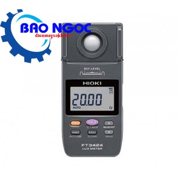 Máy đo cường độ ánh sáng Hioki FT3424