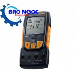 Máy đo điện kỹ thuật số đa năng testo 760-3
