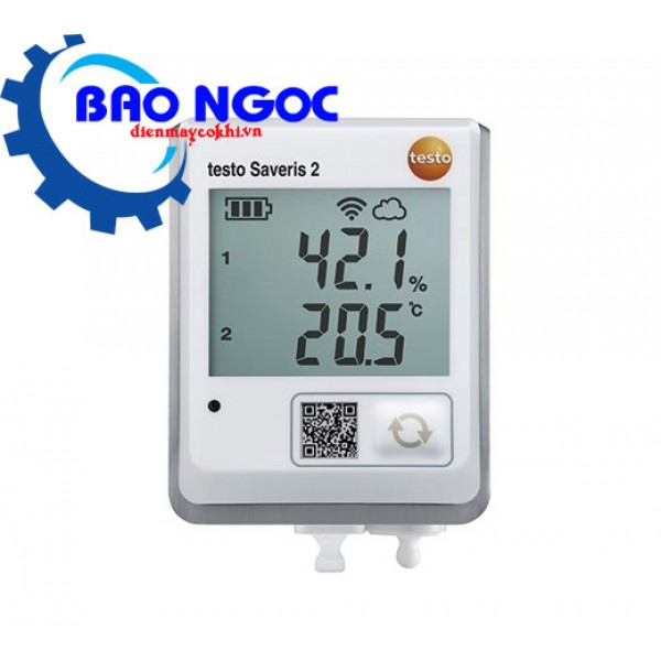 Máy đo ghi nhiệt độ testo saveris 2-H2