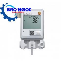 Máy đo ghi nhiệt độ testo saveris 2-T1