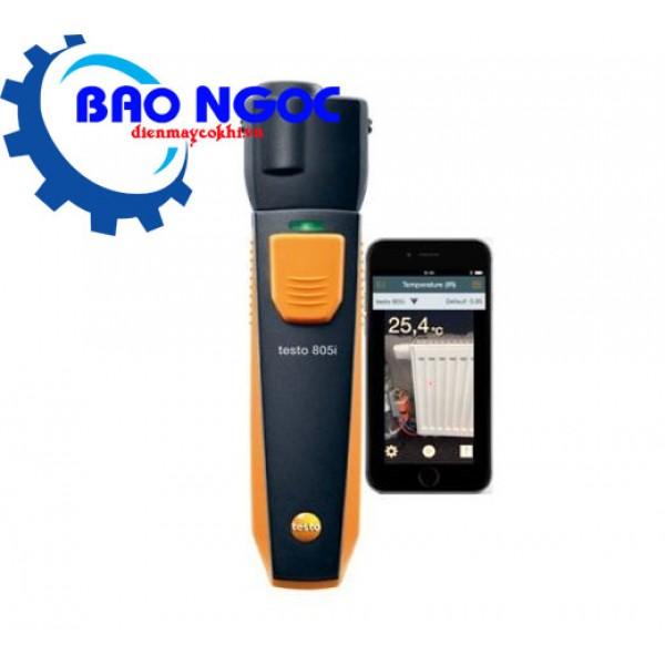 Máy đo nhiệt độ hồng ngoại testo 805i
