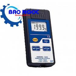 Máy đo nhiệt độ tiếp xúc Hioki 3442