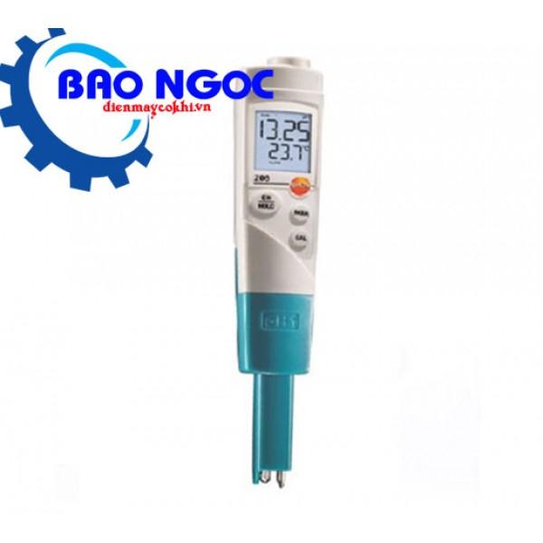 Máy đo pH/°C testo 206-pH3