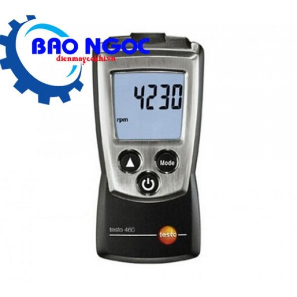 Máy đo tốc độ vòng quay testo 460