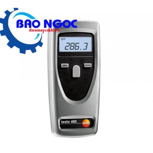 Máy đo tốc độ vòng quay testo 465