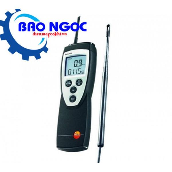 Máy đo vận tốc gió với cảm biến dây nhiệt testo 425
