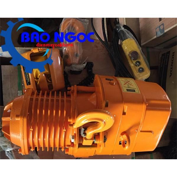 PA LĂNG xích điện Hugo KKBB01 - 02(1T-1.1KW)