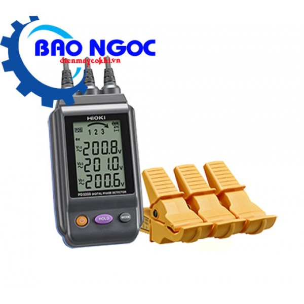 Thiết bị chỉ thị pha cao cấp Hioki PD3259