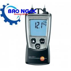 Máy đo độ ẩm gỗ và vật liệu xây dựng Testo 606-1