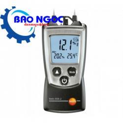 Máy đo độ ẩm gỗ và vật liệu xây dựng Testo 606-2