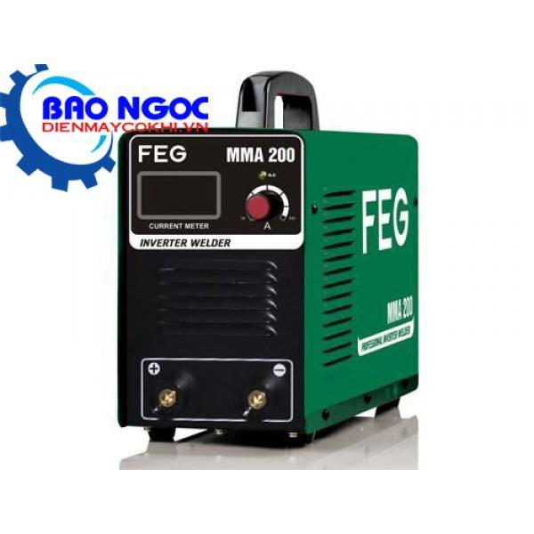 Máy hàn điện tử FEG MMA-200
