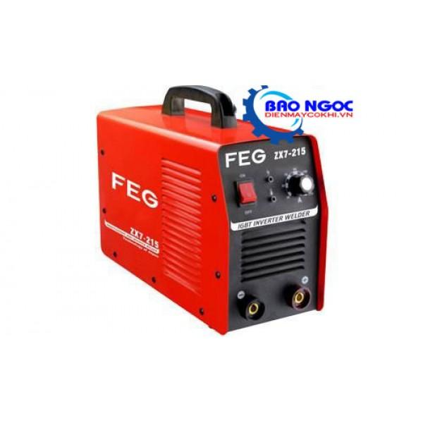 Máy hàn điện tử FEG ZX7-215