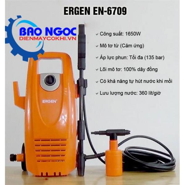 Máy xịt rửa xe Ergen EN-6709