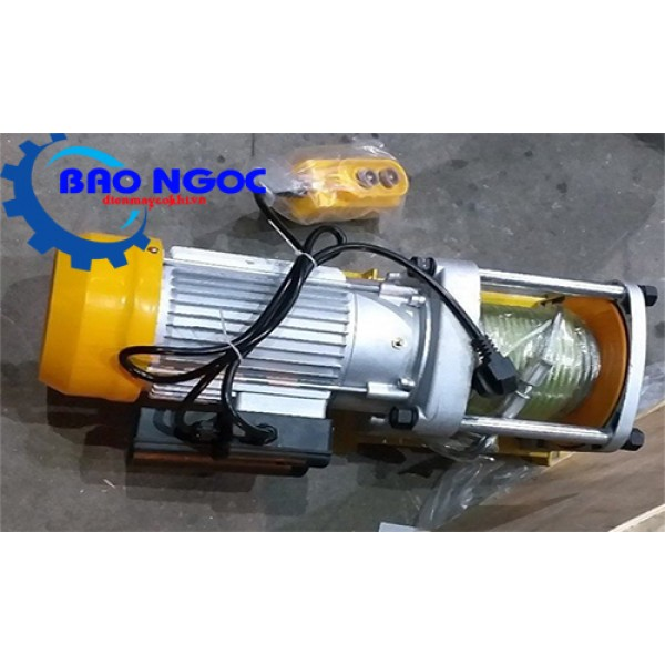 Tời điện nhanh KDJ 400-800