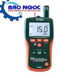 Máy đo độ ẩm tích hợp nhiệt kế hồng ngoại Extech-MO290
