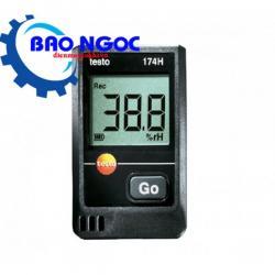 Máy đo nhiệt độ tự ghi dữ liệu Testo 174H