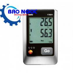 Máy đo nhiệt độ tự ghi dữ liệu testo 176 H1 (4 kênh)
