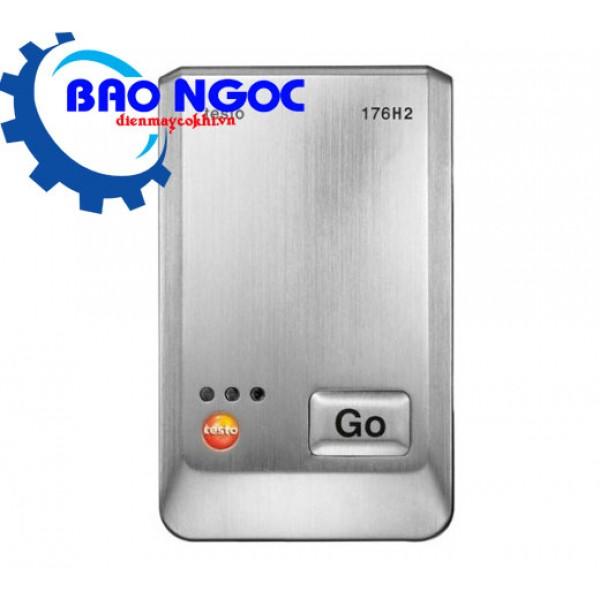 Máy đo nhiệt độ tự ghi testo 176 H2 (4 kênh)