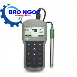 Máy đo pH và nhiệt độ cầm tay Hanna HI98190