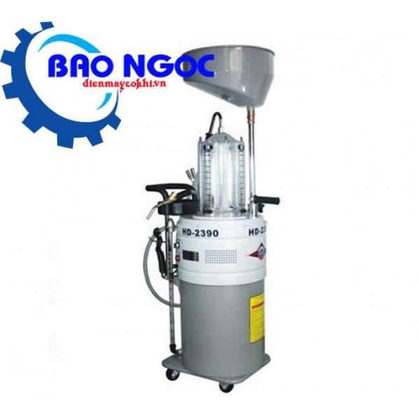 Máy hứng - hút dầu thải khí nén HC-2390