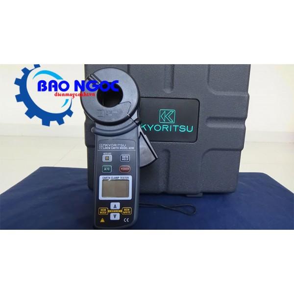 Ampe kìm đo điện trở đất Kyoritsu 4200 (20Ω~1200Ω)