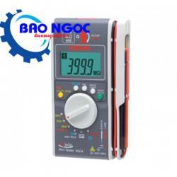 Ampe kìm kết hợp đo điện trở cách điện Sanwa DG34A