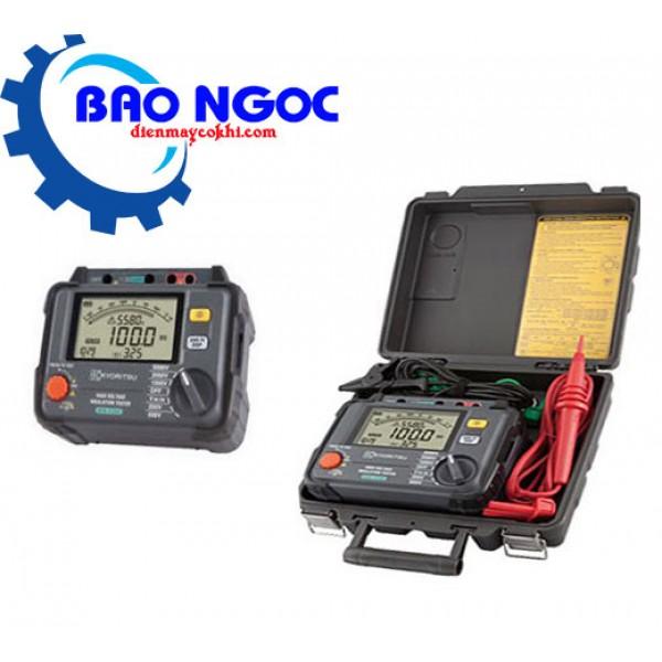 Đồng hồ đo điện trở cách điện KYORITSU 3025A