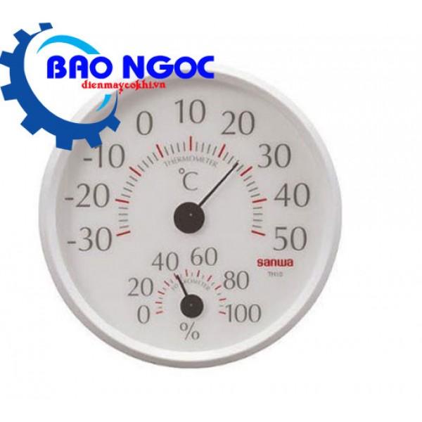 Đồng hồ đo nhiệt độ / độ ẩm Sanwa TH10