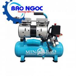 Máy nén khí không dầu Minbao MB-09L