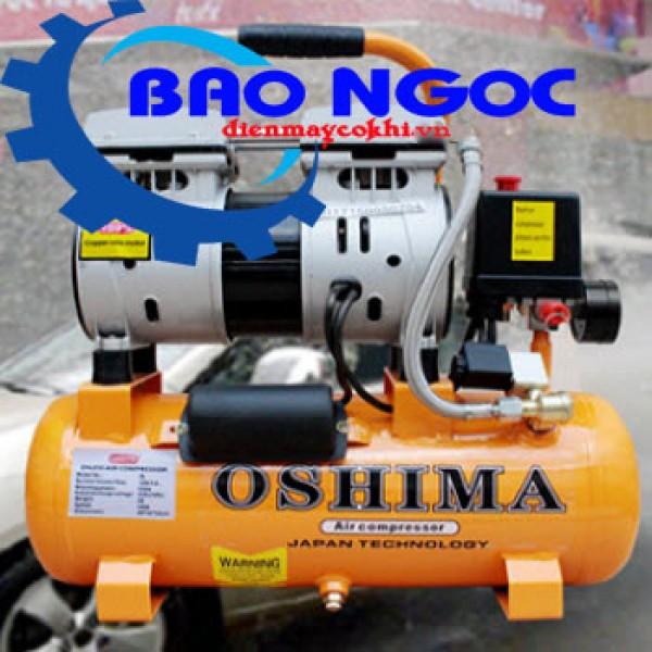 Máy nén khí OSHIMA 9L - KHÔNG DẦU