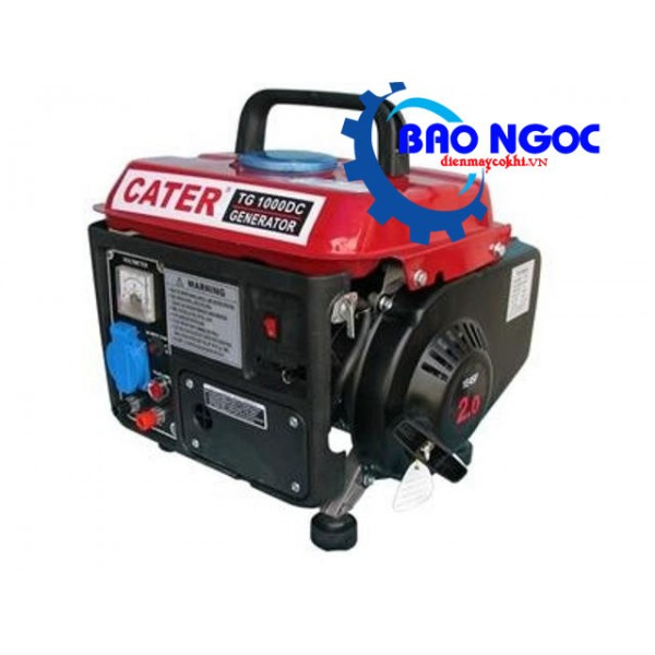Máy Phát Điện Cater SH1500DX