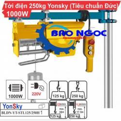 Máy tời điện Yonsky BLDN-YT-HPE175