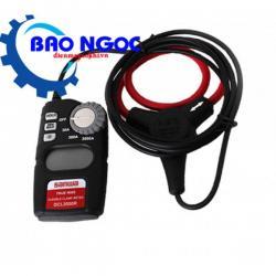 Ampe kìm AC dây đo mềm Sanwa DCL3000R ( 3000A,TrueRMS)