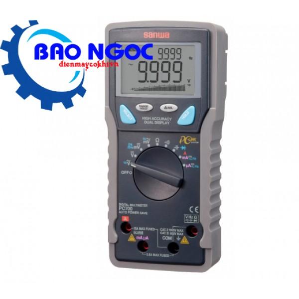 Đồng hồ vạn năng số Sanwa PC700 (True Rms, 0.06%)