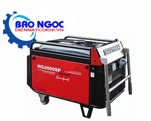 Máy phát điện Honda HG3000SP (Giảm thanh)