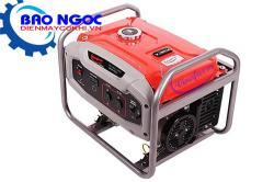 Máy phát điện chạy xăng không ồn 4900E giá rẻ Vinafarm