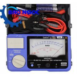 Đồng hồ đo điện trở cách điện Hioki IR4018-20