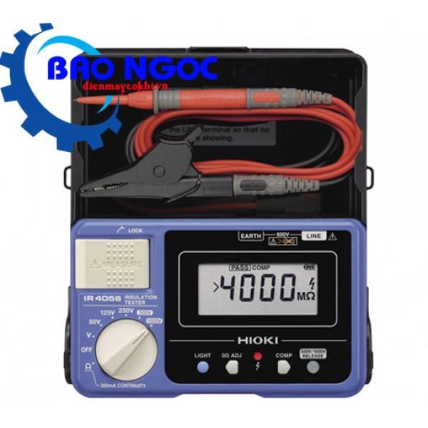 Đồng hồ đo điện trở cách điện Hioki IR4056-20