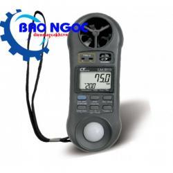 Máy đo vi khí hậu Lutron LM-8010