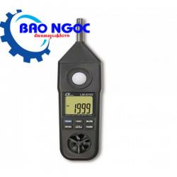 Máy đo vi khí hậu Lutron LM-8102